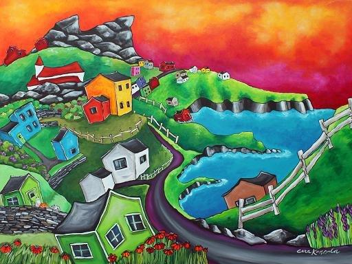 Upper Island Cove